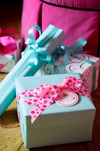 Gift - wrapped