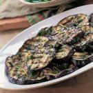 Try the Grilled Eggplant with Marjoram Sauce (Melanzana alla Griglia con Maggiorana) Recipe on williams-sonoma.com/