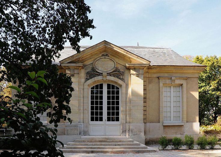 Pavillon Osiris Rueil Malmaison - Château de Malmaison — Wikipédia