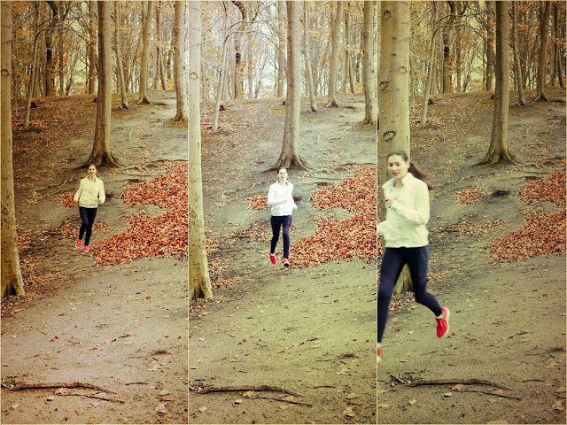Sport: Autumn running // Nike Dual Fusion 3 -opinion | Sztuka Studiowania - Art of Studying
