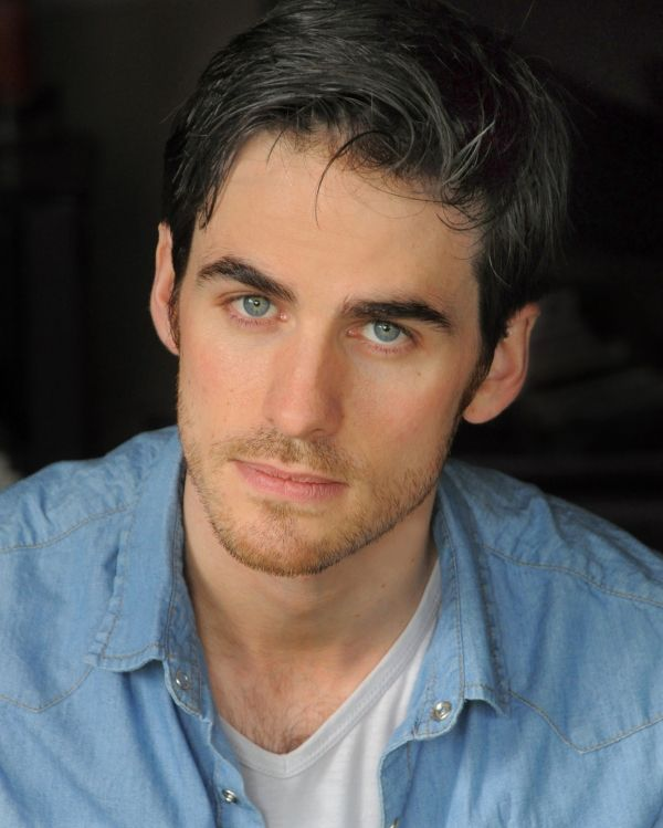 Colin O'Donoghue aka Captain Hook (once upon a time)