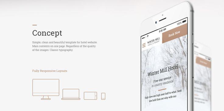 The Winter Mill @SmartPeople https://www.behance.net/gallery/30335007/The-Winter-Mill