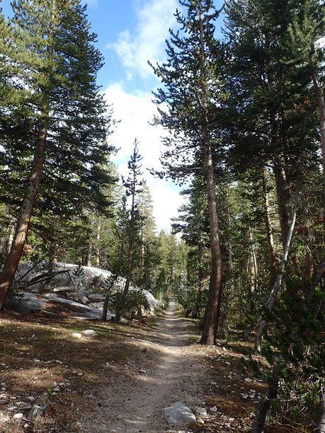 How to hike the John Muir Trail