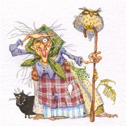 Бабушка-Яга