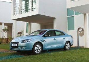 Auto ecologiche. Renault Fluence Z.E. La Casa francese è al terzo posto per le basse emissioni in Europa.