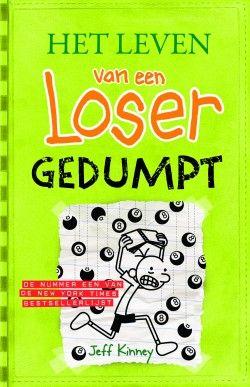 Het leven van een Loser 8 - Gedumpt van Jeff Kinney