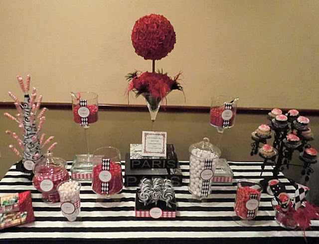 girl meets world reunion centerpieces