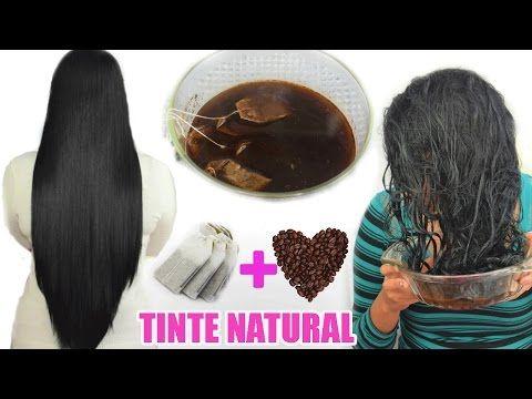 Ya no tengo ni una cana en mis cabellos despuesde usar estos ingredientes - YouTube