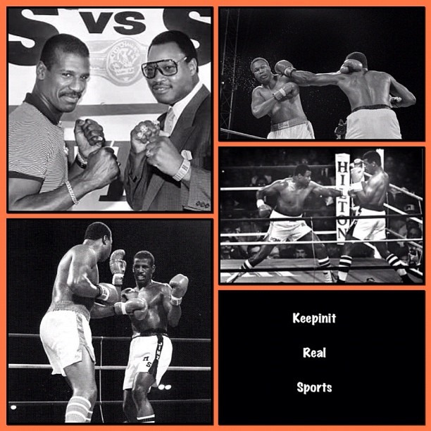 This day in boxing history september 21 1985 michael for Boxing day meuble leon