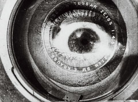 Dziga Vertov, Man with a Movie Camera, 1929.