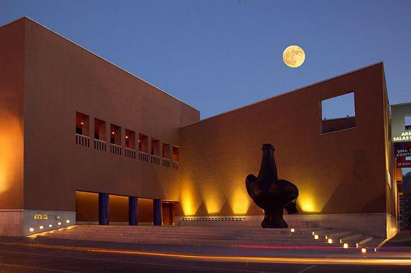 Museo de Arte Contemporáneo, MARCO - Monterrey, México | Ricardo Legorreta (México)