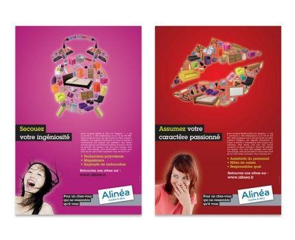 ALINEA Marque Employeur Campagne Marque employeur