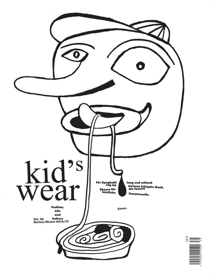 #kidswearmagazine VOL.39 german version www.kidswear-magazine.com
