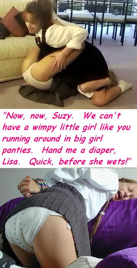 Sex stories femdom diapers