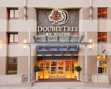 Doubletree Hotel & Suites Pittsburgh City Center, PA - Front Door | PA 15219