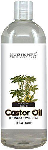 Majestic Pure Castor Oil, Hair Wonder Oil with Numerous Skin Benefits, 16 Oz - http://darrenblogs.com/2016/01/majestic-pure-castor-oil-hair-wonder-oil-with-numerous-skin-benefits-16-oz/