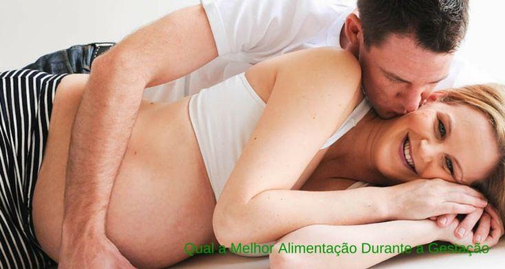 Qual a Melhor Alimentação Durante a Gravidez? Fique atenta a alimentação durante a gravidez .É muito comum ouvir a frase quem está grávida precisa...