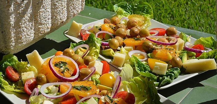 Valencian salaatti