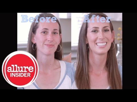 Contouring for Long Narrow Face Shapes! - YouTube