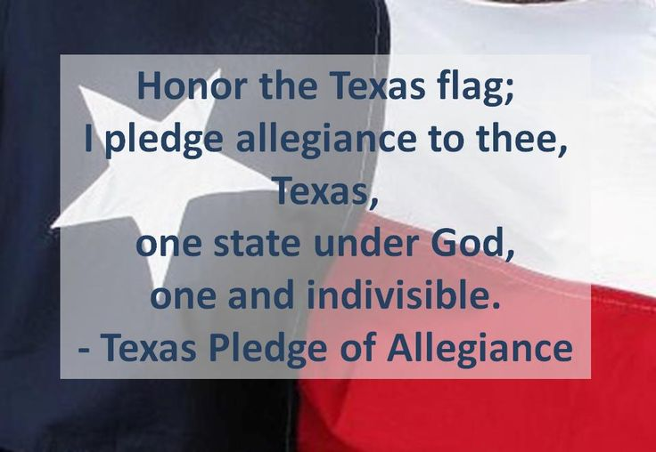 the pledge to the american flag