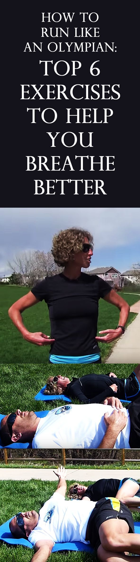 Joanna Zeiger, a former professional triathlete, Olympian and Ironman 70.3 World Champion will discuss and demonstrate the top six exercises for runners and triathletes