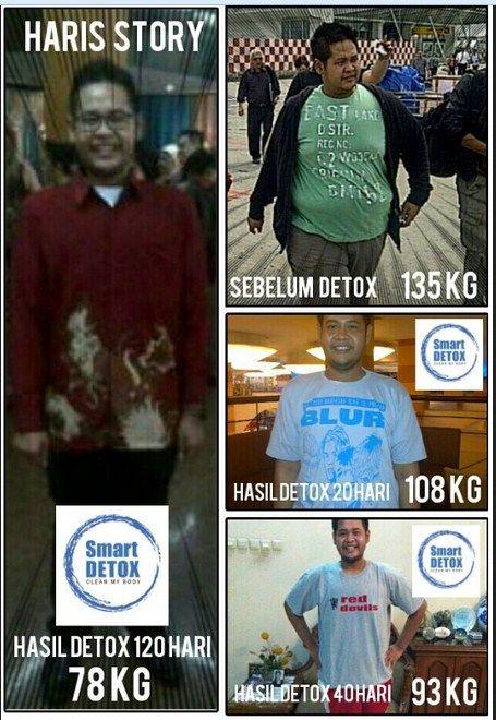 Smart Detox Program Detoksifikasi 20-40 hari rata rata turun 5-10 kg. Pemesanan Hubungi Mas Wahyu Didik SMS/ WhatsApp 08170034382 BBM 7D0D4D07  http://fullsmartdetox.com