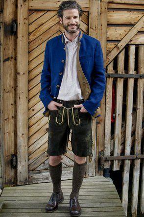 Tostmann Trachten: Herrentrachten, Lederhosen, festliche Anzüge