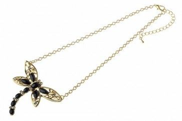 Antique Gold Metal Dragonfly Pendant   Don't Forget your discount code FB10 to get 10% off your 1st order