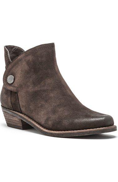 ANDREW MARC Jane Low Heel Bootie (Women). #andrewmarc #shoes #boots