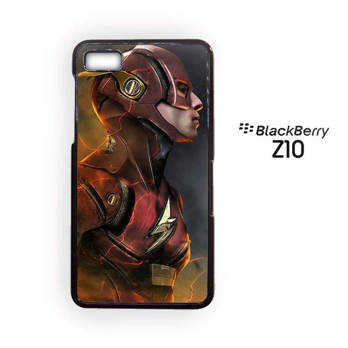 Flash DC movie for Blackberry Z10/Blackberry Q10 Phonecases