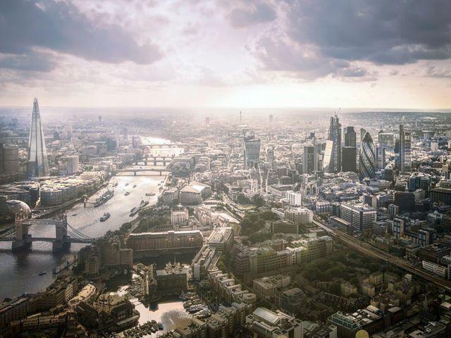 Fahren Sie nicht völlig planlos nach London!