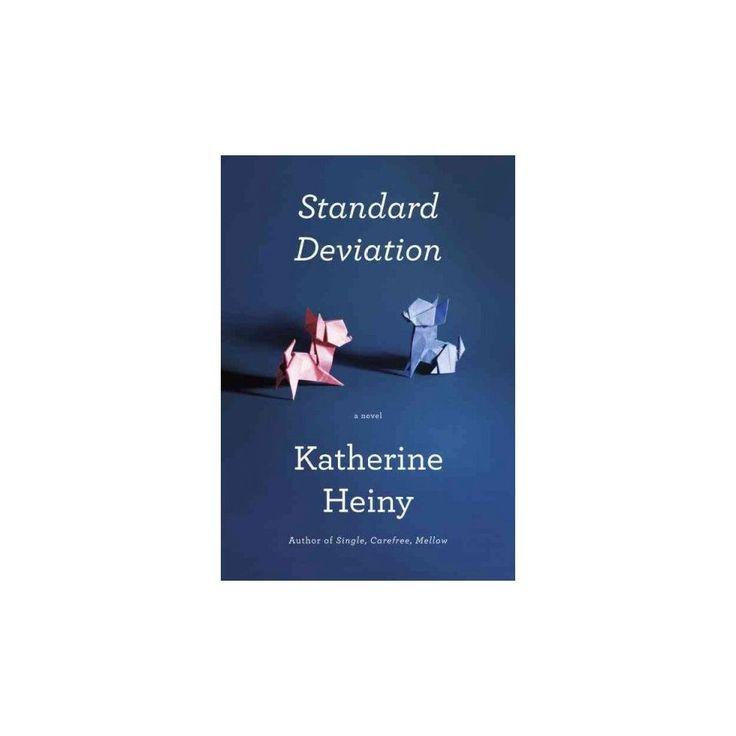 Standard Deviation (Hardcover) (Katherine Heiny)