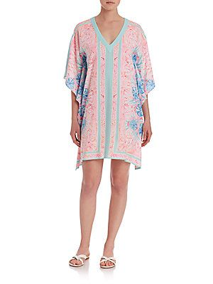 Lilly Pulitzer Cast Off It's Summer Thea Caftan
