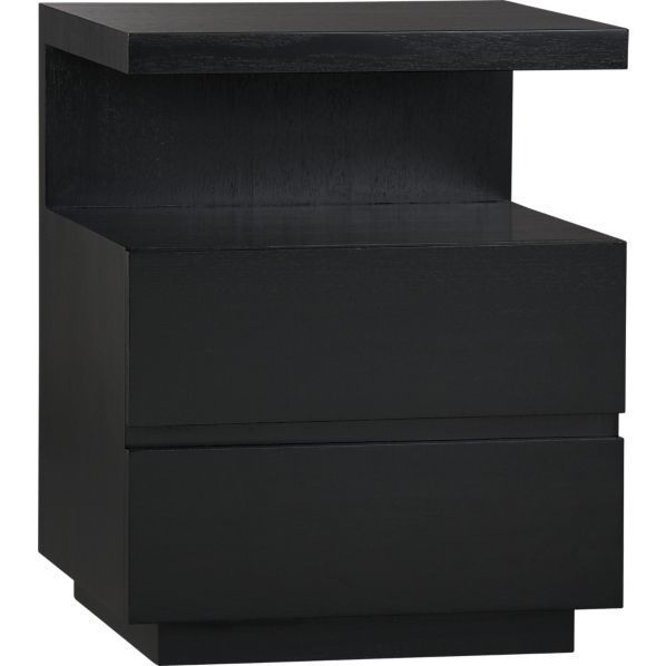 awesome black nightstand bedroom furniture
