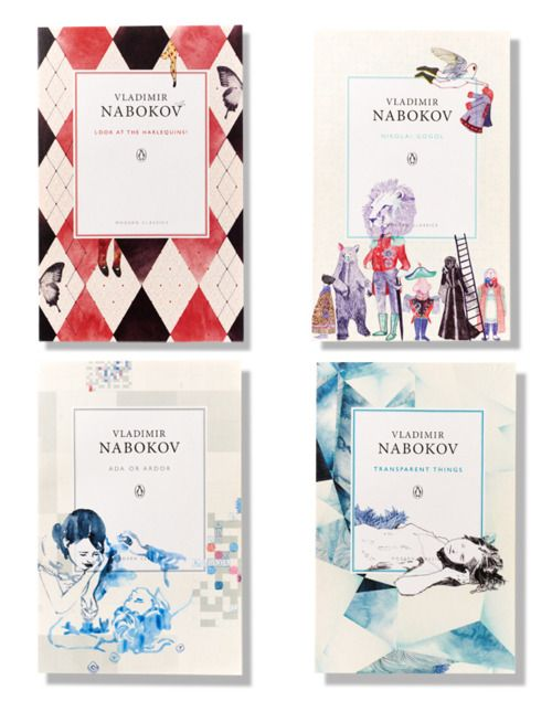 the covers are so pretty!!!