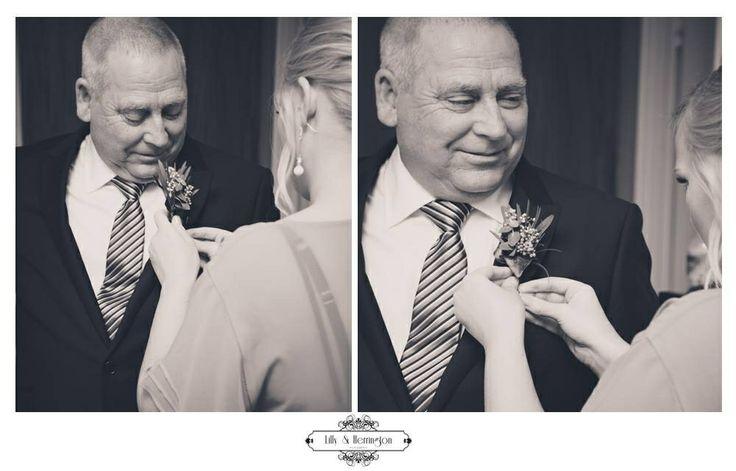 Bridal prep! Proud Dad! Lilly + Herrington Photography Www.lillyandherrington.com Www.facebook.com/lillyandherrington
