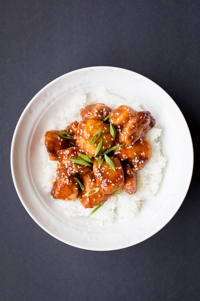 Sweet and Sour Chicken (Paleo, Gluten Free) I The Domestic Man