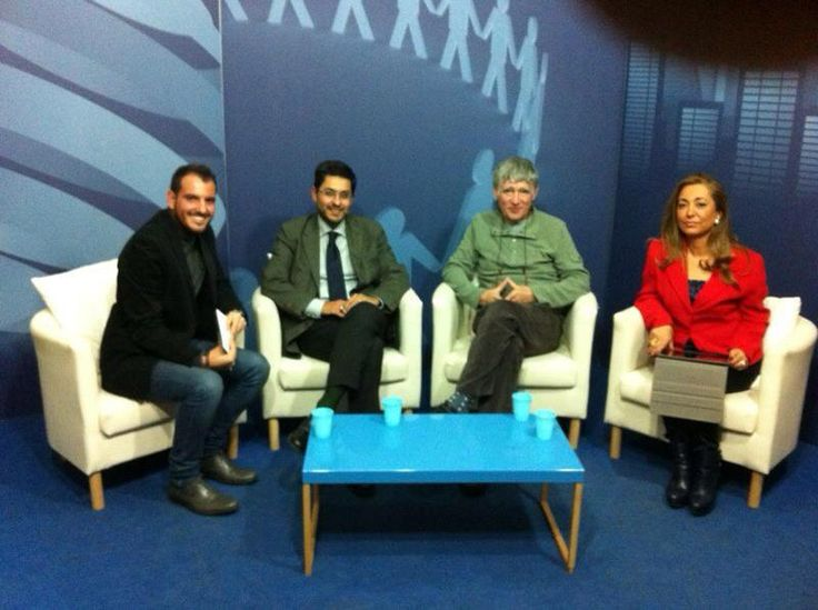 Programa en el canal Tv. Tdah Valles, oc el Dr.Josep Artigas y el  Dr. J. Antoni Ramos Quiroga