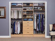 Best 25+ Reach in closet ideas on Pinterest | Master closet layout ...