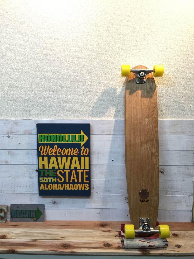 SLLAROLL|Classic surfskate Custom skateboards|Tokyo