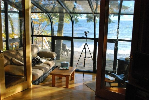 2 Bedroom Cottage Rental in Marquette, Michigan, USA - Lake Superior Beachfront Cottage-Seacoast Cottage