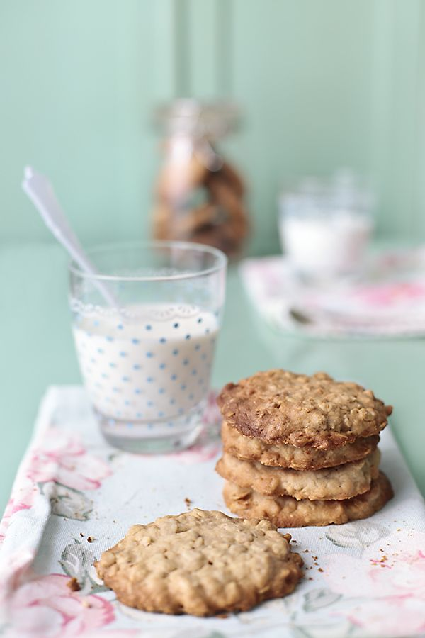 Receta fácil de galletas de avena | María Lunarillos | Tartas provocativas: Inspiración | Bloglovin