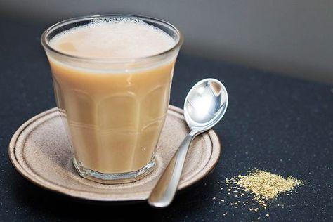 Recept: Lavendel earl grey milky tea