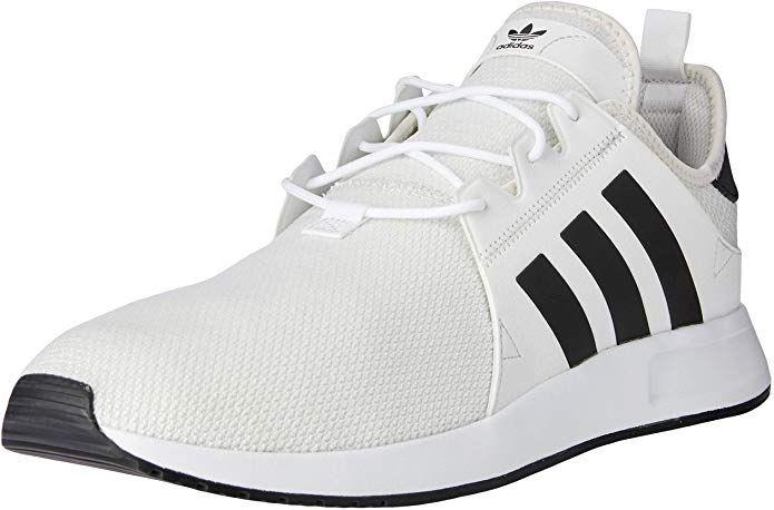 adidas X_PLR Sneakers Herren Weiß mit Schwarzen Streifen ...
