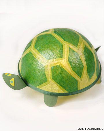 DIY Turtle Night Light: Turtles Night, Diy Crafts, For Kids, Gifts Ideas, Baby Gifts, Diy Turtles, Animal Night Lights, Martha Stewart, Animal Nightlight
