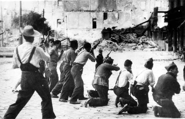 Shots of War: Photojournalism During the Spanish Civil War