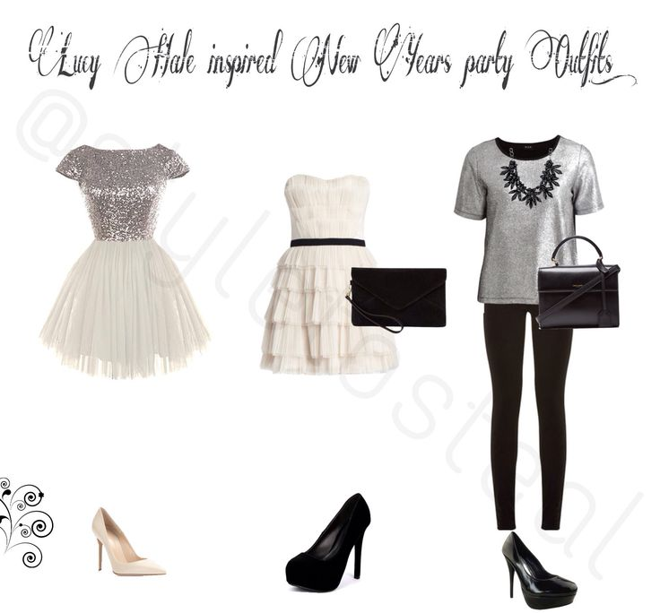 3 Lucy Hale inspired New Years party outfits