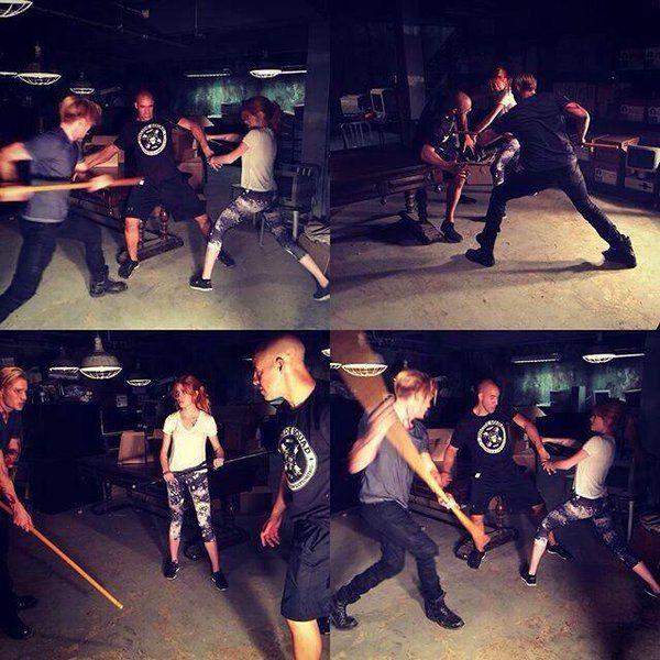 #TMI #TheMortalInstruments #Shadowhunters #Movie  Как всё начиналось, обучение боевым навыкам