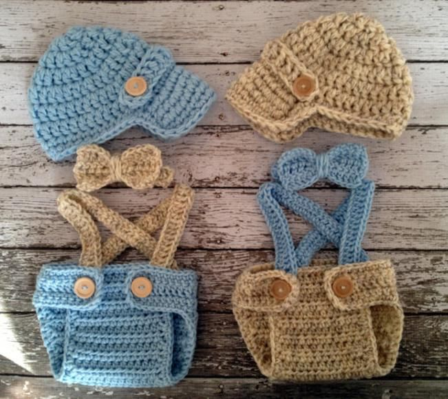 Meninas hoje trago esses lindos conjuntinhos de crochê para seu bebê ficar mais fofo e tirar lindas fotos!!!  Várias opções e combinaçõe...