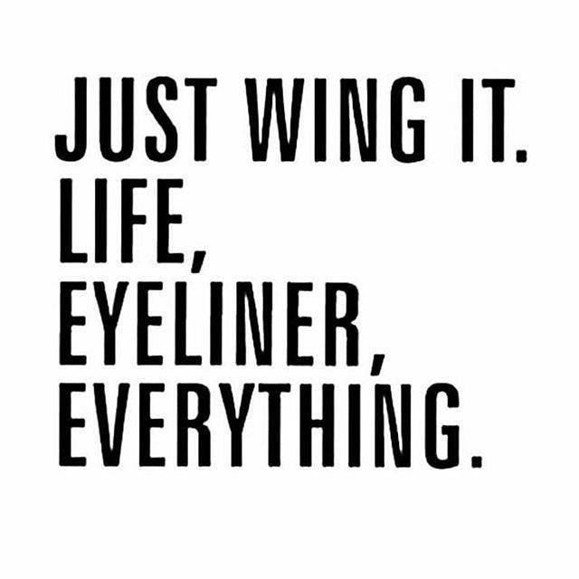 Here's some #motivation for you queens today. #justsayin #makeupquotes http://ift.tt/2gmwe8R